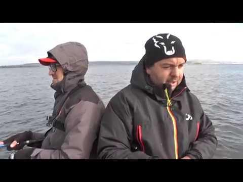 Рыбалка на хищника под Сызранью в октябре