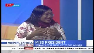 MISS PRESIDENT: Reality show that airs on KTN Home, Kenyans vote for winner