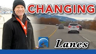 How to Change Lanes & Judge a Safe Gap to Pass A Road Test