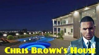 Chris Brown's House  2017