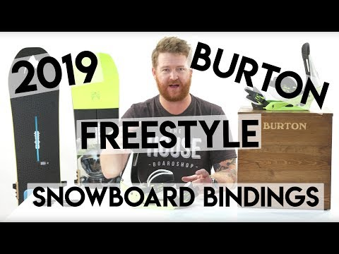 2019 Burton Freestyle Snowboard Bindings Review