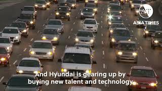 Hyundai transforms as era of future cars dawns