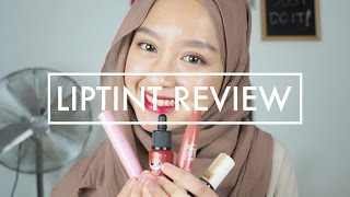 Mengulas Lip Tint Terbaik dari Merek Kosmetik Korea Selatan