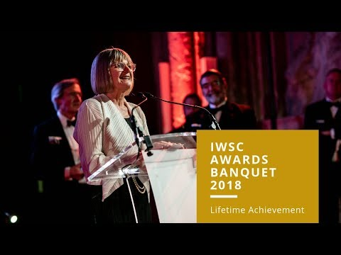 Jancis Robinson - Lifetime Achievement Award 2018