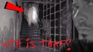 (TRAPPED) Haunted Prison AT 3AM | OmarGoshTV