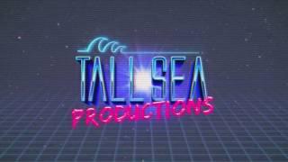 Retro Style Logo Header - VHS intro Tall Sea Productions