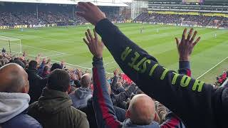 Milivojevic Free Kick Crystal Palace 1 V 3 Manchester City