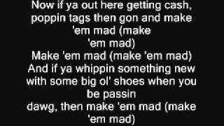 BG & The Chopper City Boyz- Make Em Mad (w/Lyrics)