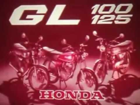 Iklan Honda GL 100 & GL 125