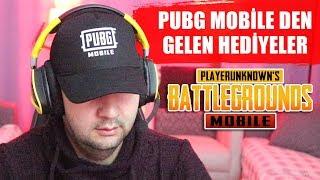 PUBG MOBILE DAN GELEN HEDİYELER !!
