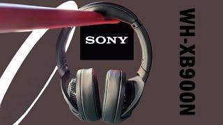 Sony WH-XB900N Review deutsch | Der Walli testet
