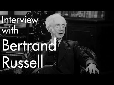 A Conversation with Bertrand Russell (1952)