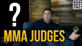 Has MMA judging criteria changed?