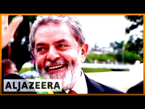🇧🇷 Arrest warrant issued for Brazil ex-President Lula da Silva | Al Jazeera English