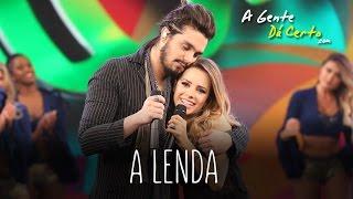 A LENDA (Ao Vivo) - Luan Santana E Sandy