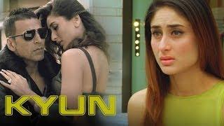 Kyun (Video Song) | Kambakkht Ishq | Akshay Kumar