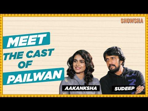 Pailwan | Kichcha Sudeep, Aakanksha Singh Interview | Dabangg 3 | Salman Khan