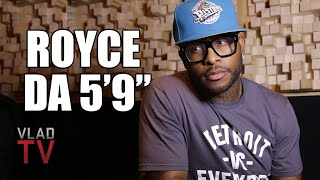 "Royce da 5'9"" Didn't Mind Eminem Replacing his Renegade Verse with Jay Z"
