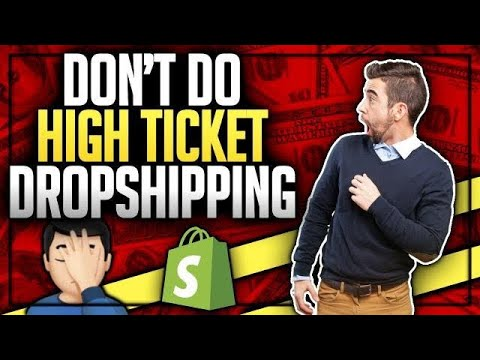 3 Major Myths About Shopify High Ticket Dropshipping In 2019