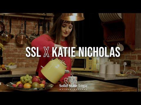 SSL X Katie Nicholas Feat. SSL 2 USB Audio Interface
