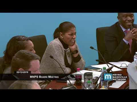 02/12/19 MNPS Board Meeting
