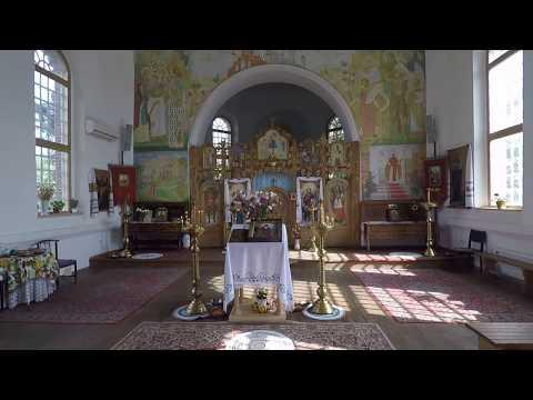 Храм преображения господня г железнодорожный московская область