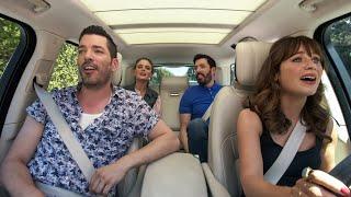 Carpool Karaoke: The Series — Deschanel Sisters & The Property Brothers — Apple TV App
