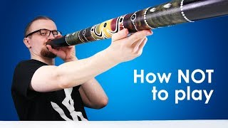 How NOT to play a Didgeridoo | LOOTd Unboxing