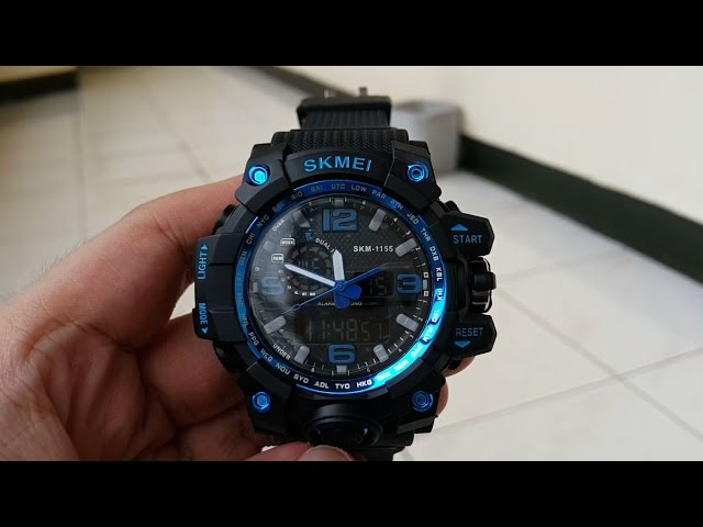 Видео Часы SKMEI