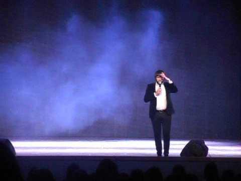 Эльбрус Джанмирзоев в Самаре. Концерт. Вступление. Бедолага. 2016. 6 мая