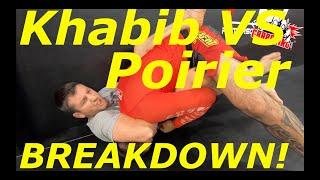 WHAT HAPPENED!!??? Khabib VS Poirier BREAKDOWN!