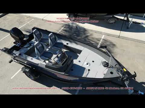 2021 Alumacraft Classic 165 CS in Madera, California - Video 2