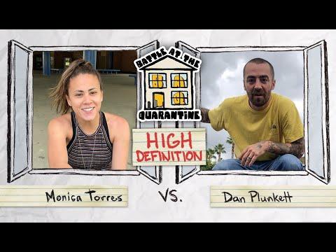 BATQ Round 2: Monica Torres Vs. Dan Plunkett High Definition