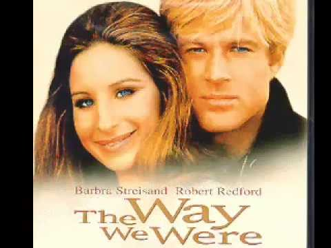 The Way We Were  Music Video  Barbra Streisand