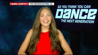 Maddie Ziegler - So You Think You Can Dance Interview (Fox 40)
