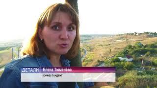 Фестиваль, шар, журналистка. Репортаж с высоты в 200 метров