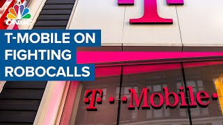 T-Mobile CEO on the company's new 'scam shield' to fight robocalls