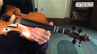 The Devil Went Down to Georgia - Basic Fiddle Lesson