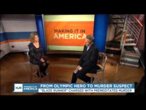 Meg Strickler on @hlnmakingit discussing #pistorius case February 15, 2013