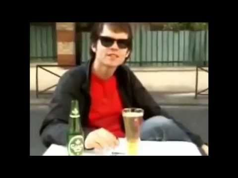 Khi thả Mentos vào cốc Bia n như thế này đây