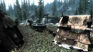 Skyrim Portable camp/village mod