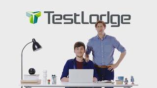Test Lodge video