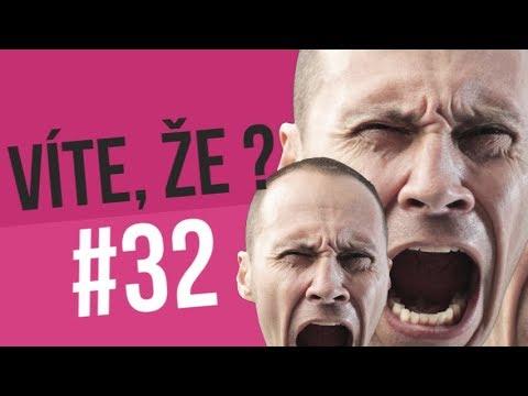 #32 ● VÍTE, ŽE...?