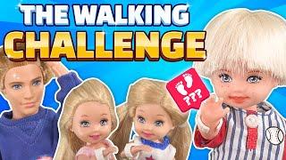 Barbie - The Walking Challenge | Ep.316