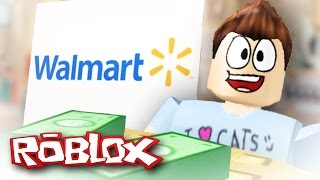 Roblox Adventures / Walmart Tycoon / Building My Own Retail Store!