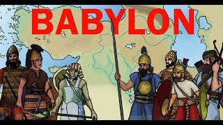 Babylon The Great  (2,000 Years Of Mesopotamian History Explained In Ten Minutes)