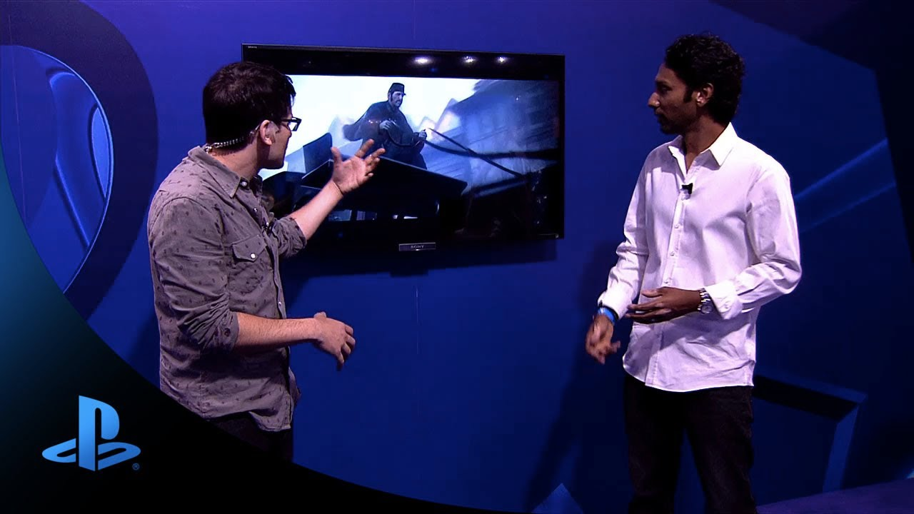 E3 2013: All the Live Presentations and PS4 Demos