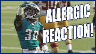 I THINK HE'S ALLERGIC!  - Madden 16 Ultimate Team | MUT 16 PS4 Gameplay