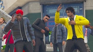 CG6   APU (Clip Officiel) #YellowBinks 9 GTA 5