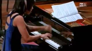 Yuja Wang plays J.Strauss II/Cziffra's
